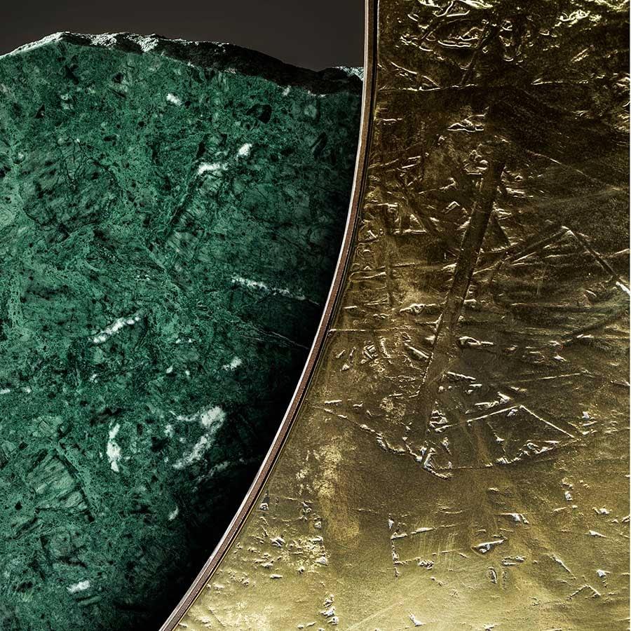 Metallizzazione di oggetti nel mondo del design