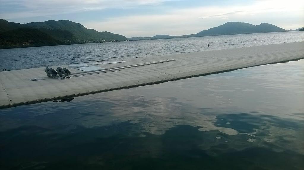 Unknown 7 Da Lago d'Iseo a lago design, quando l'opera grezza si riveste di bellezza