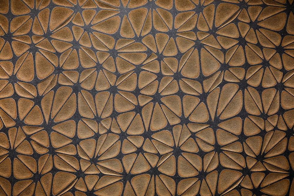 530 Azalea MDF Schwarz 4939 tom trachsel Texture