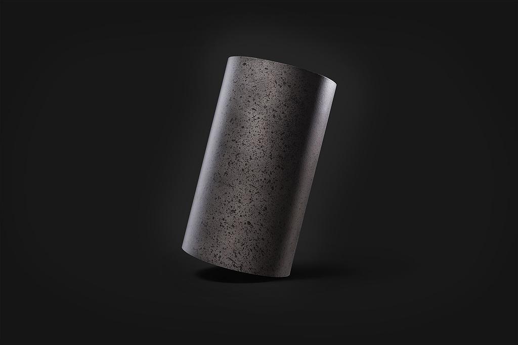 Materico ferrite inclinato Superfici Verniciate