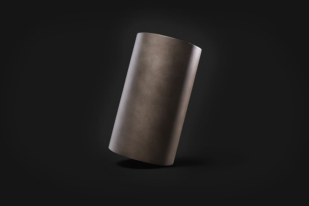 Materico bronzo inclinato Superfici Verniciate